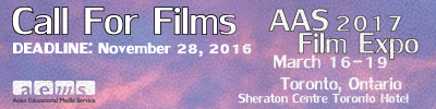 Call for Films 2017 Film Expo